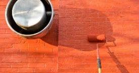 Pintura de pared exterior