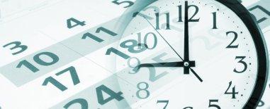 Relog y calendario