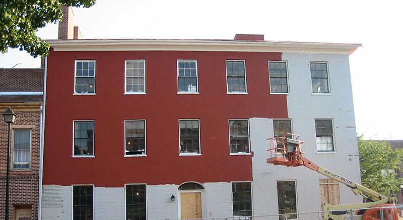 pintura para exterioes