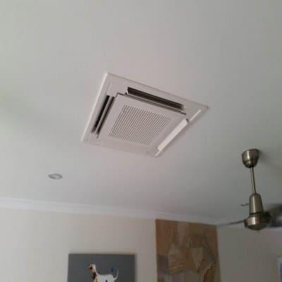 Aire acondicionado cassete